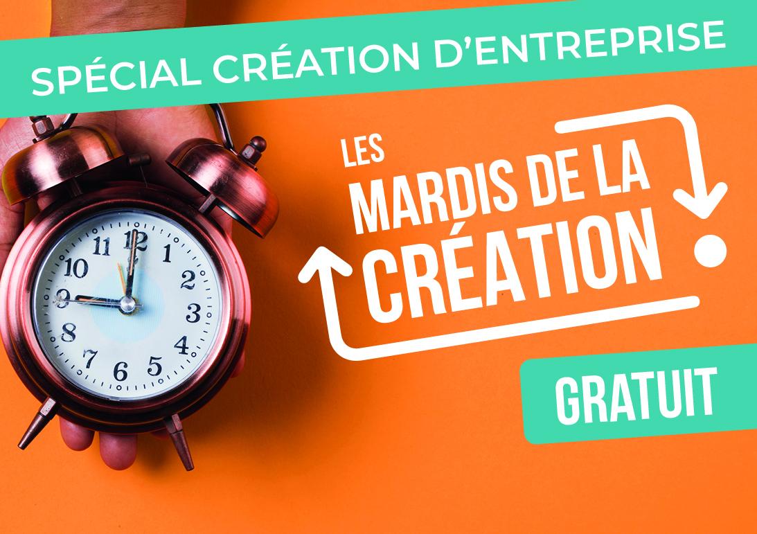 MARDIS DE LA CRÉATION